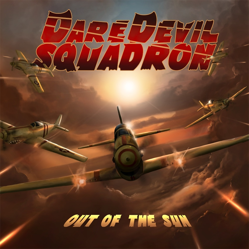 DareDevil Squadron - Out of the Sun (2010 - Stacca)