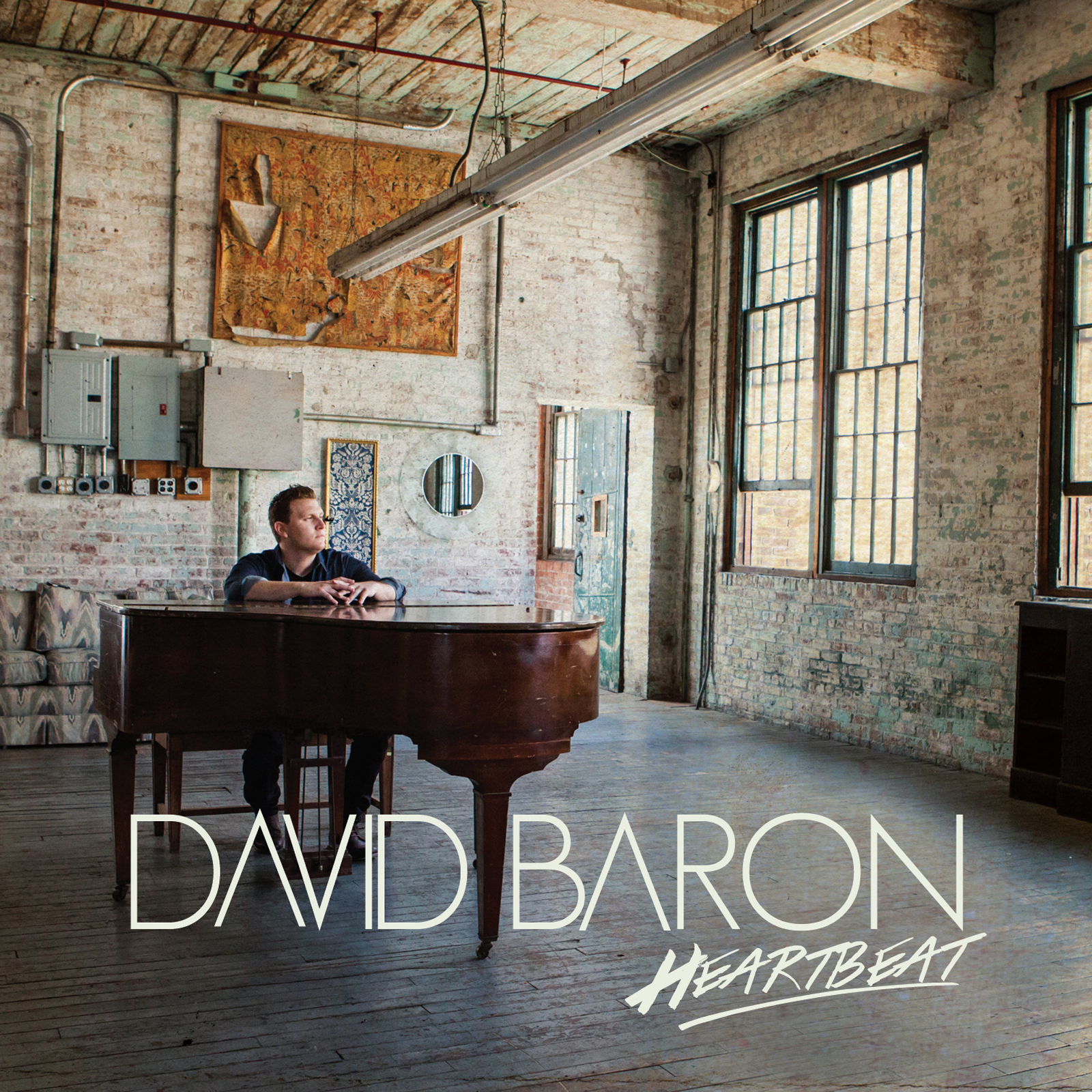 David Baron - Heartbeat (2014)